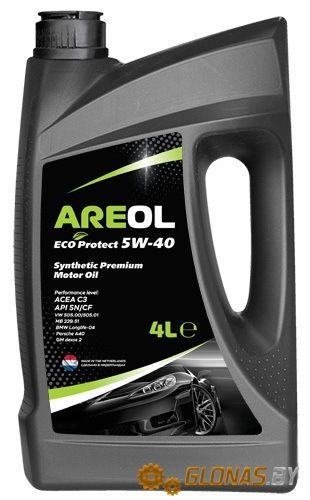 Areol Eco Protect 5W-40 4л