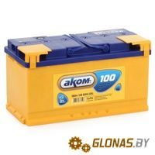Akom 6СТ-100 R (100Ah)