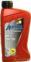 Alpine RS 0W-30 1л