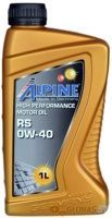 Alpine RS 0W-40 1л
