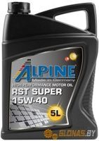 Alpine RST Super 15W-40 5л