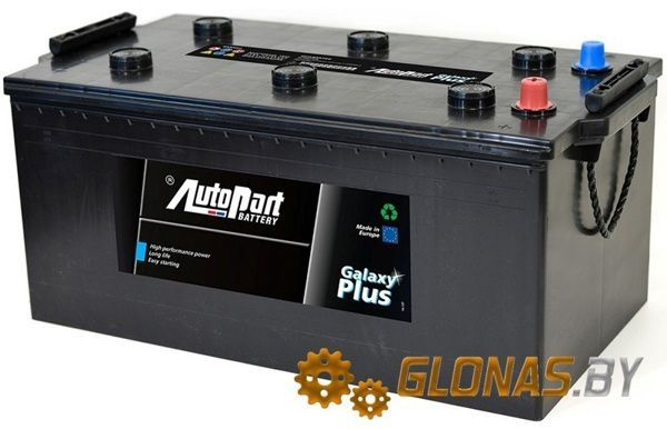 AutoPart Galaxy Plus AHD205 L+ (205Ah)