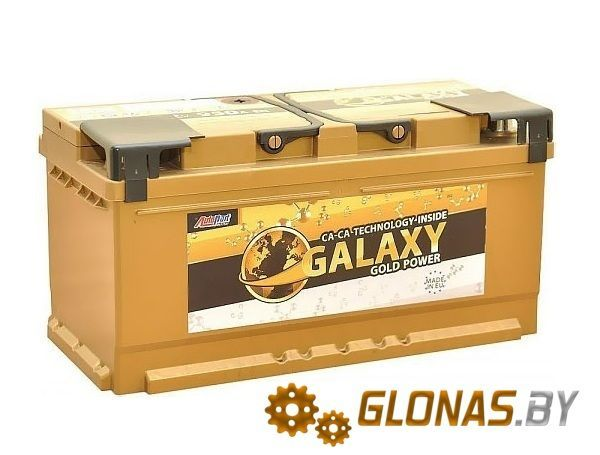 AutoPart Galaxy Gold GD1000 R+ (102Ah)