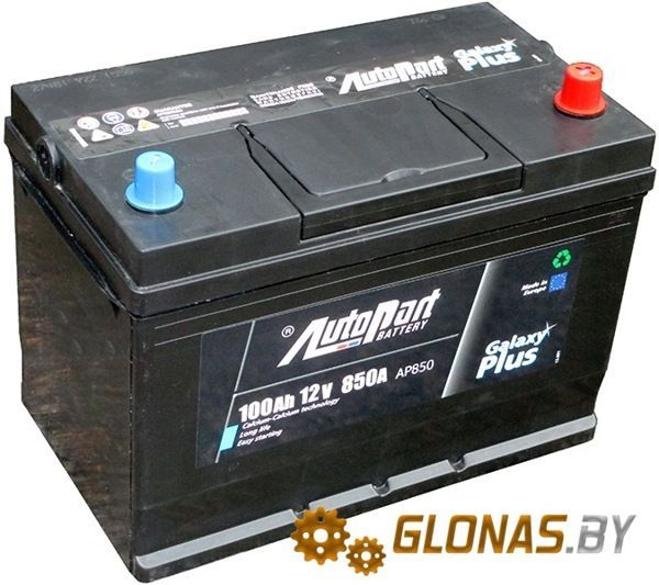 AutoPart Galaxy Plus AP850 JR+ (100Ah)