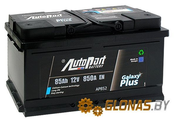 AutoPart Galaxy Plus AP852 R+ (85Ah)