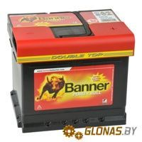 Banner Power Bull P4409 Double Top (44Ah)