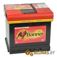 Banner Power Bull P5003 Double Top (50Ah)