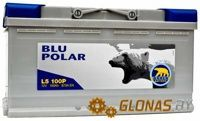 Baren Blue Polar (100Ah)