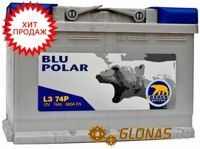 Baren Blue Polar (74Ah)