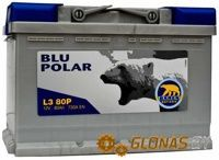 Baren Blue Polar (80Ah)