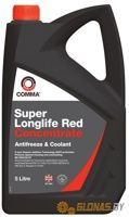 Антифриз Comma Super Longlife Red - Concentrated 5л