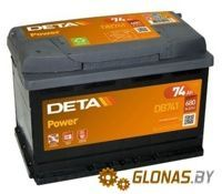 Deta Power L (74Ah)