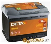 Deta Power R (74Ah)