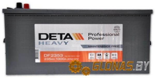 Deta Professional Power DF2353 (235Ah)