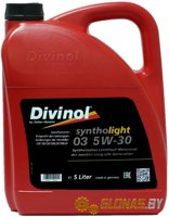 Divinol Syntholight 03 5W-30 5л