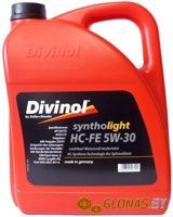 Divinol Syntholight HC-FE 5W-30 5л