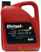 Divinol Syntholight LeMans 5W-30 5л