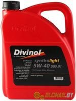 Divinol Syntholight 505.01 SAE 5W-40 5л