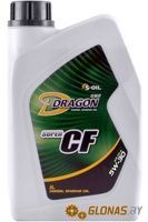 S-Oil Dragon CF-4 10W-30 1л