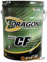 S-Oil Dragon CF-4 10W-30 20л