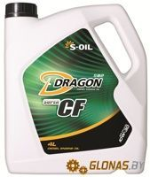 S-Oil Dragon CF-4 10W-30 4л