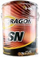 S-Oil Dragon SN 10W-30 20л