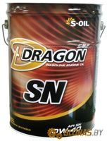 S-Oil Dragon SN 10W-40 20л