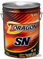 S-Oil Dragon SN 5W-30 20л