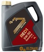 S-Oil Seven Red1 5W-50 4л