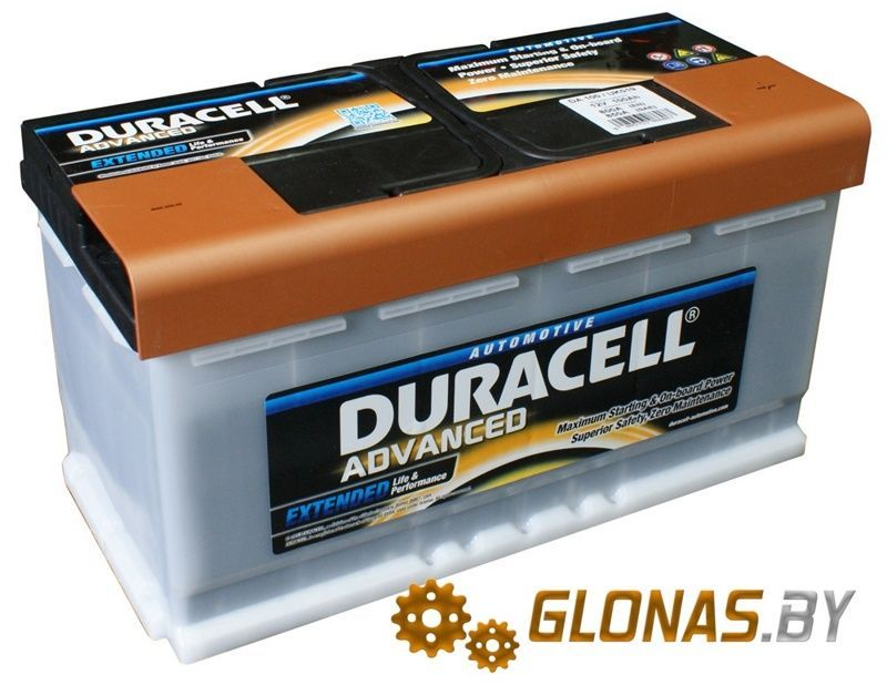 Duracell Advanced R+ (100Ah)