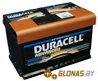 Duracell Advanced R+ (72Ah)