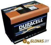 Duracell Advanced R+ (74Ah)