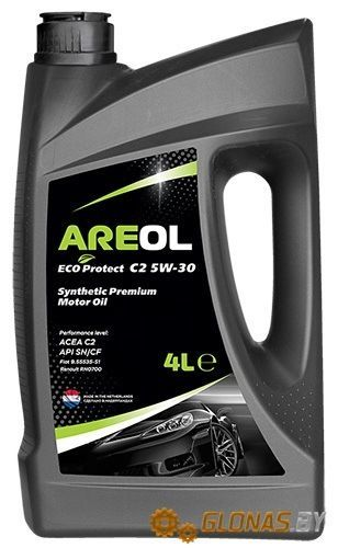 Areol Eco Protect C2 5W-30 4л