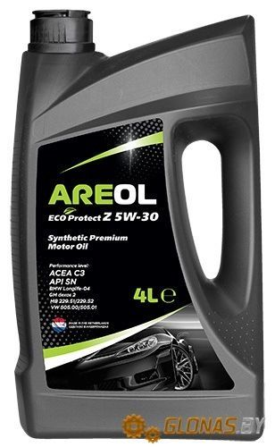Areol ECO Protect Z 5W-30 4л