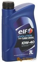 Elf Evolution 700 Turbo Diesel 10w-40 1л