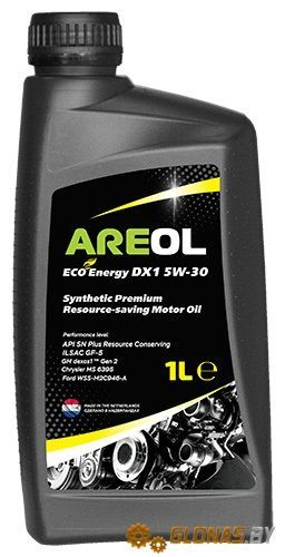 Areol Eco Energy DX1 5W-30 1л