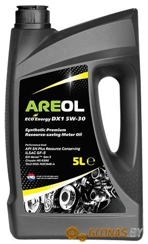 Areol Eco Energy DX1 5W-30 5л
