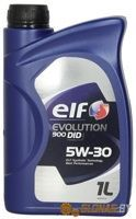 Elf Evolution 900 DID 5W-30 1л