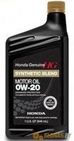 Honda Synthetic Blend 0W-20 SN 0.946л