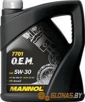 Mannol O.E.M. for chevrolet opel 5W-30 4л