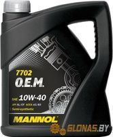Mannol O.E.M. for chevrolet opel 10W-40 4л