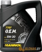 Mannol O.E.M. for Ford Volvo 5W-30 4л