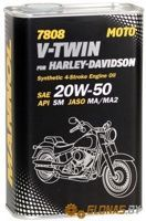Mannol V-Twin for Harley-Davidson 1л