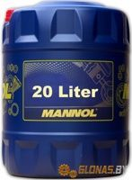 Mannol O.E.M. for Ford Volvo 5W-30 20л