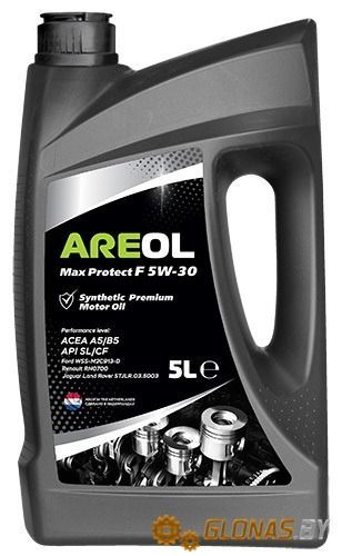 Areol Max Protect F 5W-30 5л