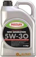 Meguin Megol New Generation 5W-30 5л