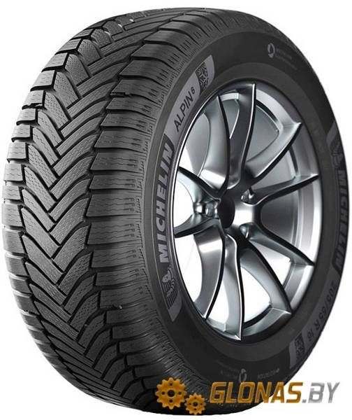 Michelin Alpin 6 215/55R17 98V