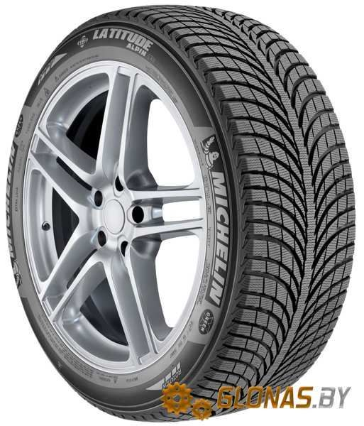 Michelin Latitude Alpin LA2 235/55R18 104H