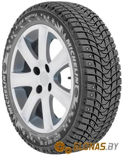 Michelin X-Ice 3 215/60R16 99T