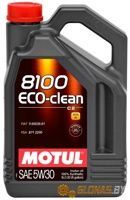 Motul 8100 Eco-clean C2 5W-30 5л